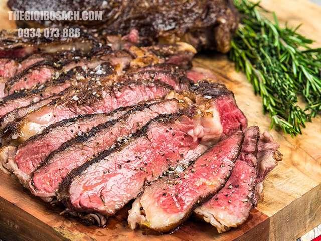 Món ngon từ thịt bò Meltique