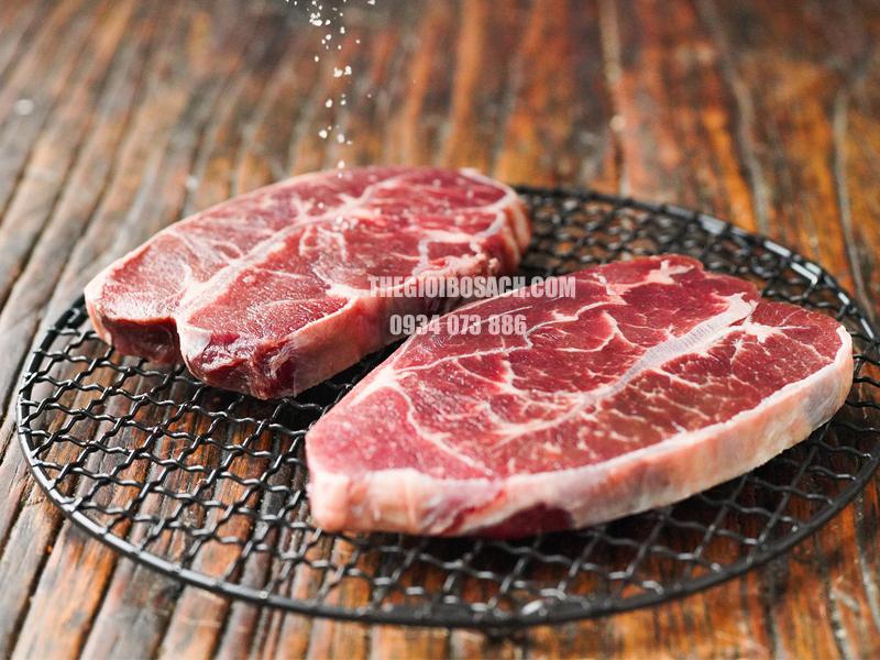 Lợi ích khi mua thịt bò