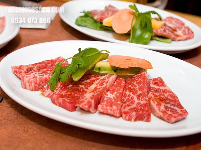 Hình ảnh thịt bò mỹ đảm bảo ngon