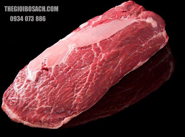 Steak thịt lõi vai bò Mỹ
