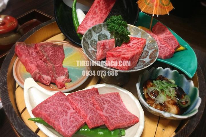 Thịt bò Blonde Aquitaine đắt nhất thế giới