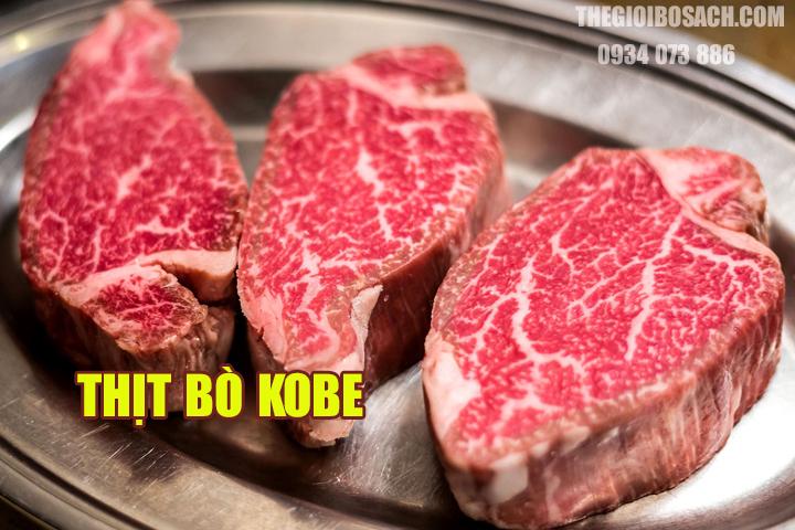 Thịt Bò Kobe ngon