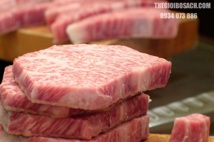 Thịt bò Kobe hảo hạng đắt nhất thế giới