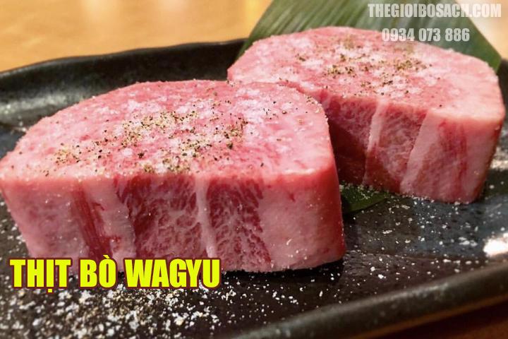 Thịt Bò Wagyu ngon nhập khẩu