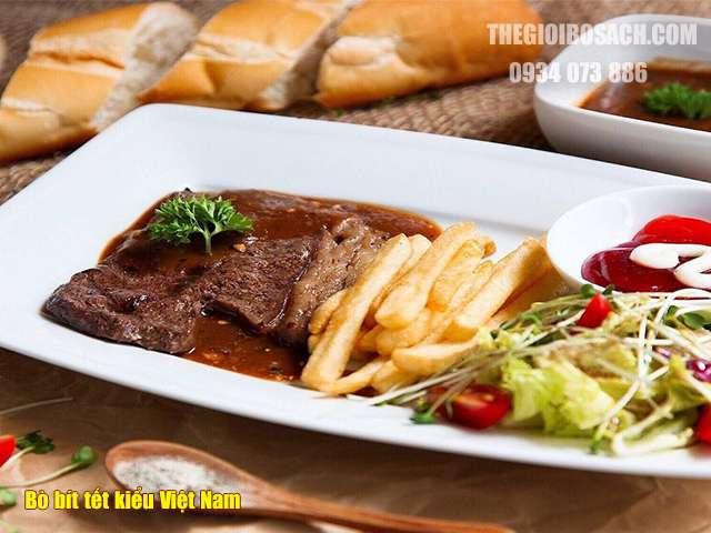 Bò bít tết kiểu Việt Nam
