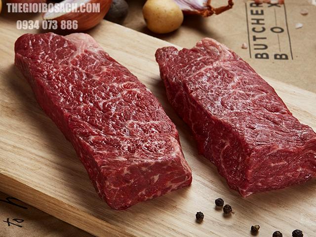Nhận biết thịt bò tươi ngon