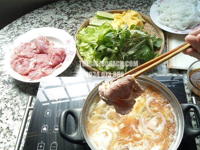 Cách nấu món bò nhúng giấm ngon như nhà hàng