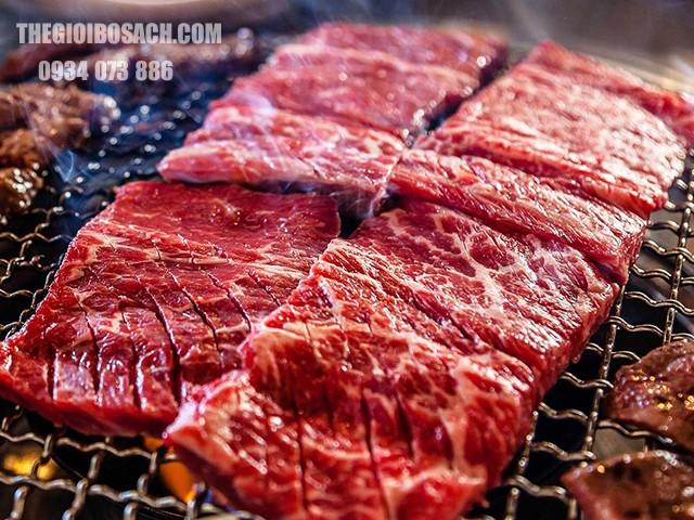 Cách làm thịt bò nướng Hàn Quốc