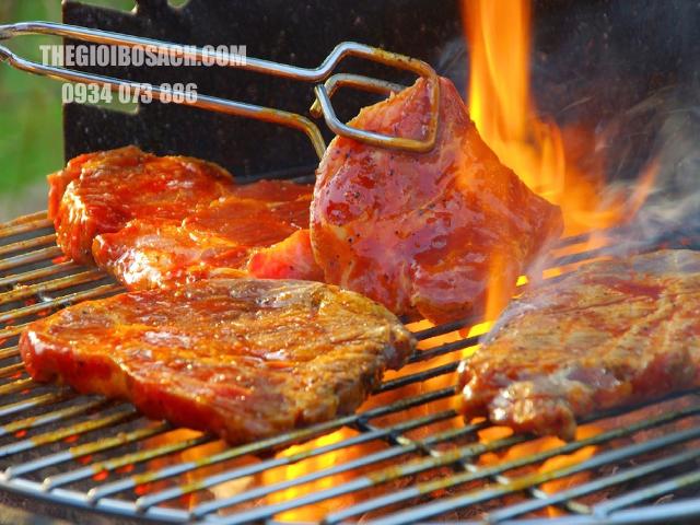 Nguyên liệu cần chuẩn bị để làm món nướng BBQ