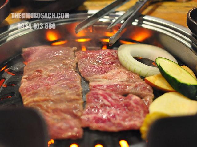 Cách nướng thịt bò BBQ đúng chuẩn