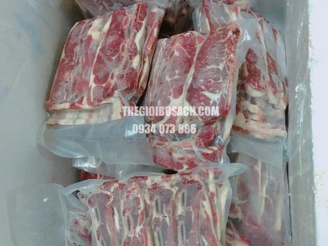 Lưu ý khi lựa chọn thịt bò đông lạnh