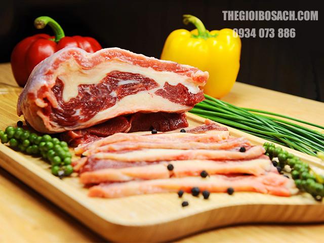 Ưu điểm của nạm bò Úc so với nhiều loại thịt khác