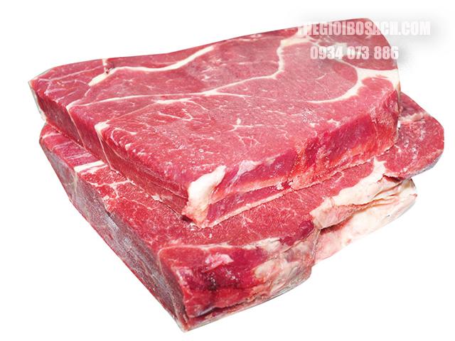 Lưu ý khi rã đông thịt bò Mỹ mà bạn cần biết