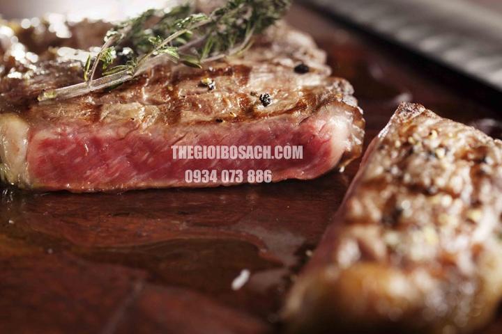 Hướng dẫn cách làm thịt bò beefsteak ngon