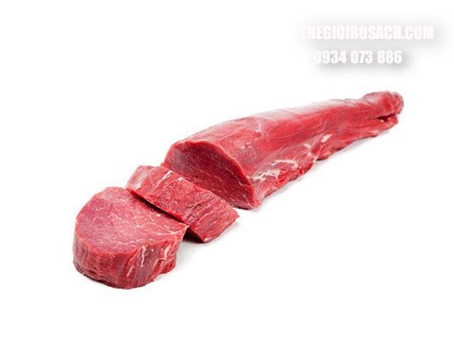 Thăn chuột bò Mỹ - nguyên liệu sạch cho những món ăn ngon