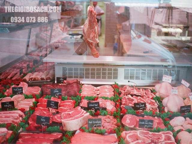 Chọn mua thịt bò tươi ngon
